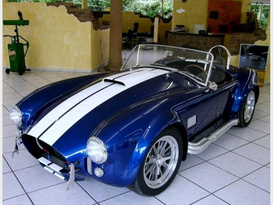 Cobra Shelby Cobra 6,6 Liter V8 ROUSH, 01