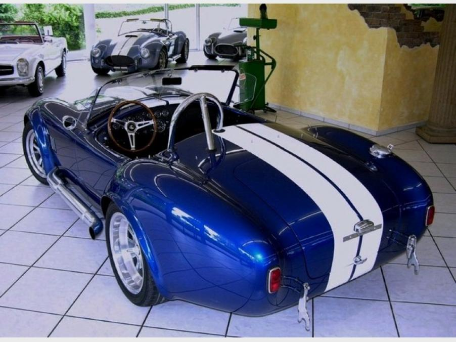 Cobra Shelby Cobra 6,6 Liter V8 ROUSH, 03