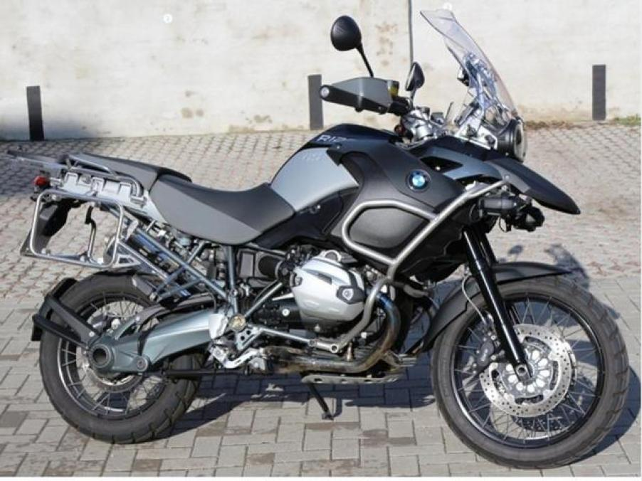 BMW R 1200 GS Adventure, 01