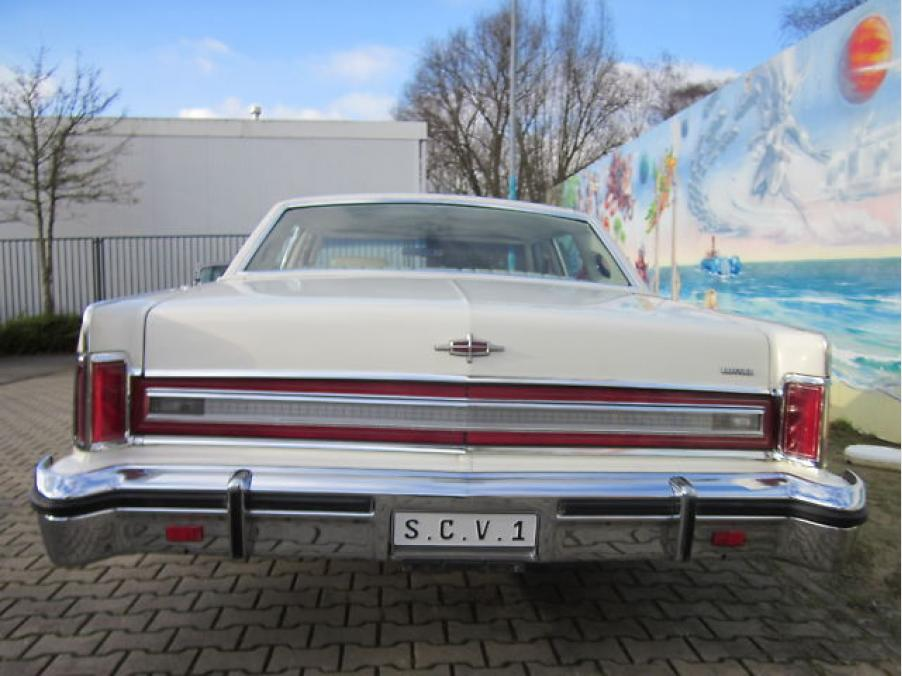 Ford Lincoln Pope Paul II, 01
