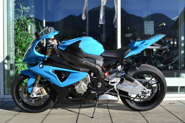 BMW S 1000 RR Race ABS DTC