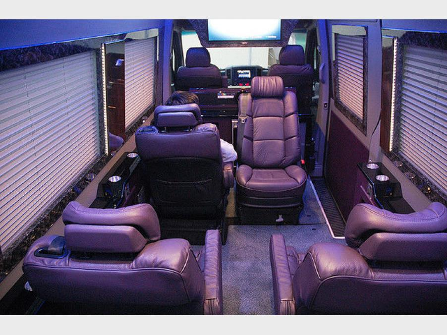 Mercedes-Benz Sprinter 324 Exclusiv VIP Bussines Van 319 1, 01