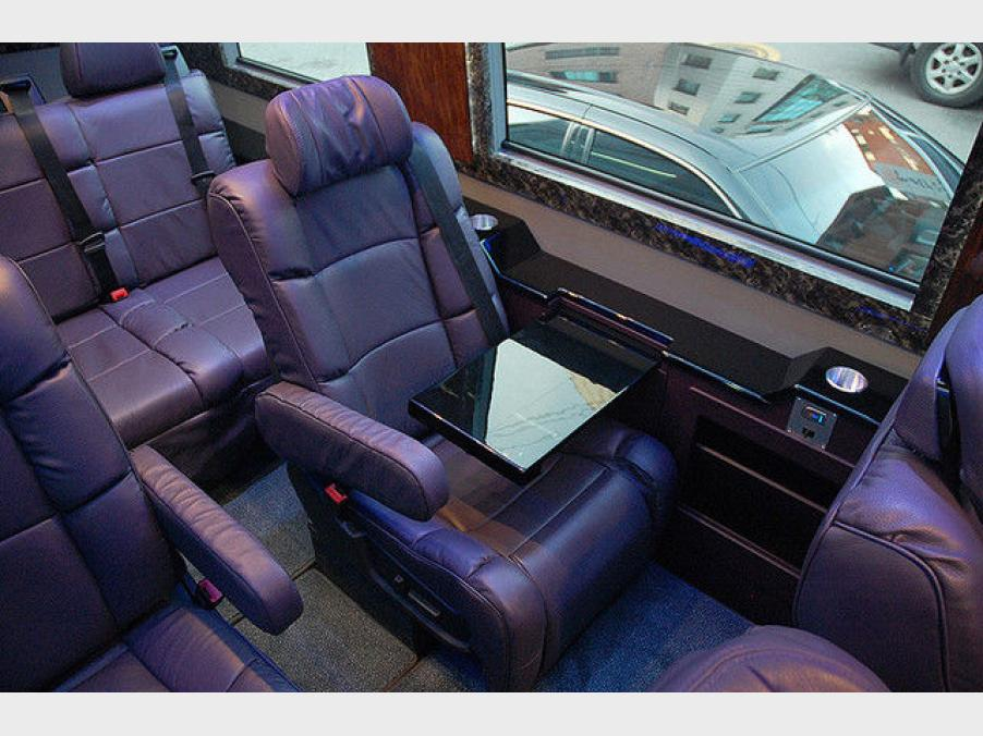 Mercedes-Benz Sprinter 324 Exclusiv VIP Bussines Van 319 1, 02
