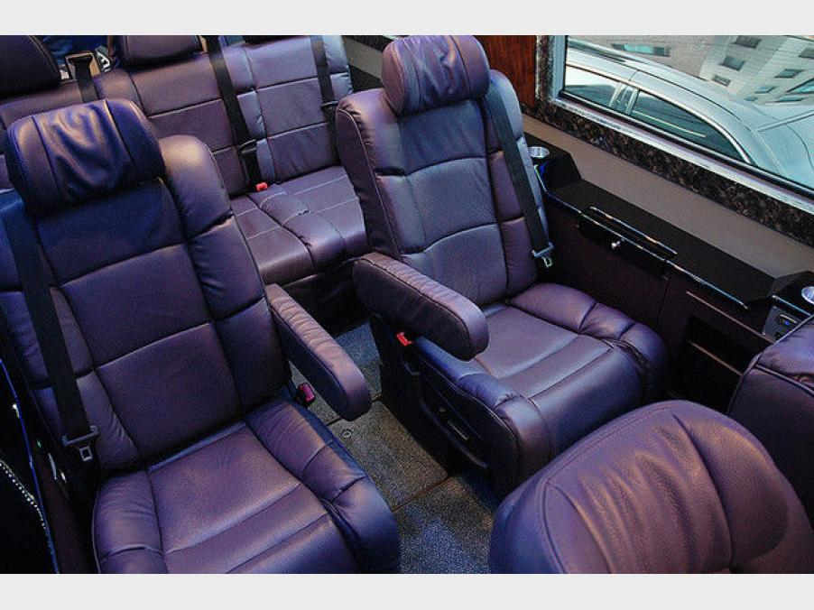 Mercedes-Benz Sprinter 324 Exclusiv VIP Bussines Van 319 1, 03