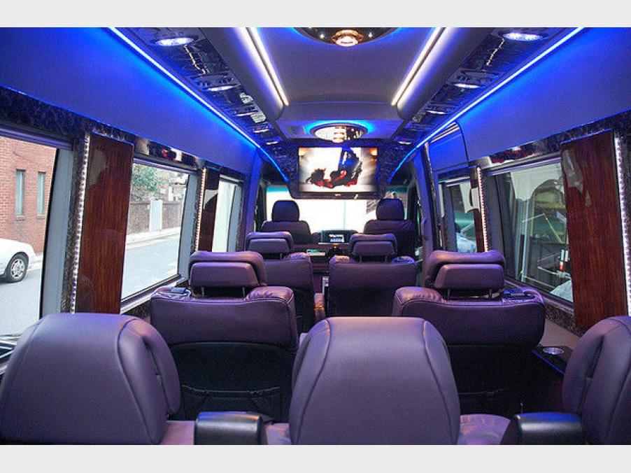Mercedes-Benz Sprinter 324 Exclusiv VIP Bussines Van 319 1, 04