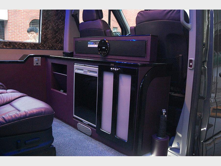 Mercedes-Benz Sprinter 324 Exclusiv VIP Bussines Van 319 1, 08