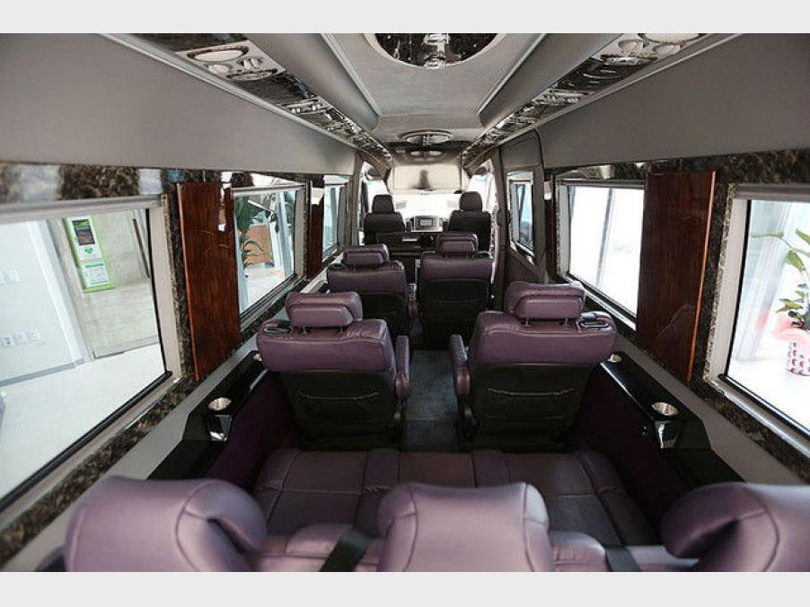 Mercedes-Benz Sprinter 324 Exclusiv VIP Bussines Van 319 1, 09