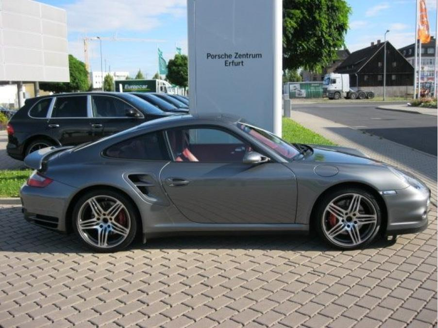 Porsche 911/997 Turbo Coupe, 09
