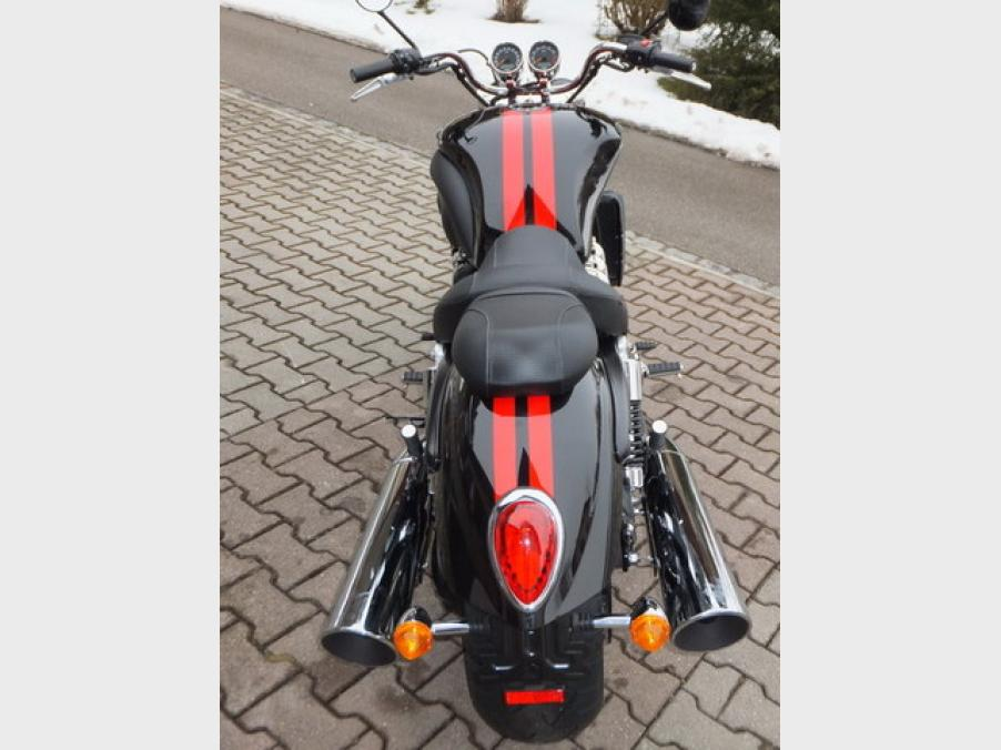 Triumph Rocket3 Roadster, ABS neu,neu, 02