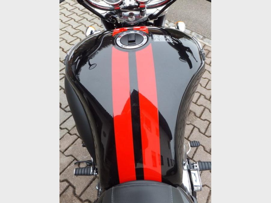 Triumph Rocket3 Roadster, ABS neu,neu, 03
