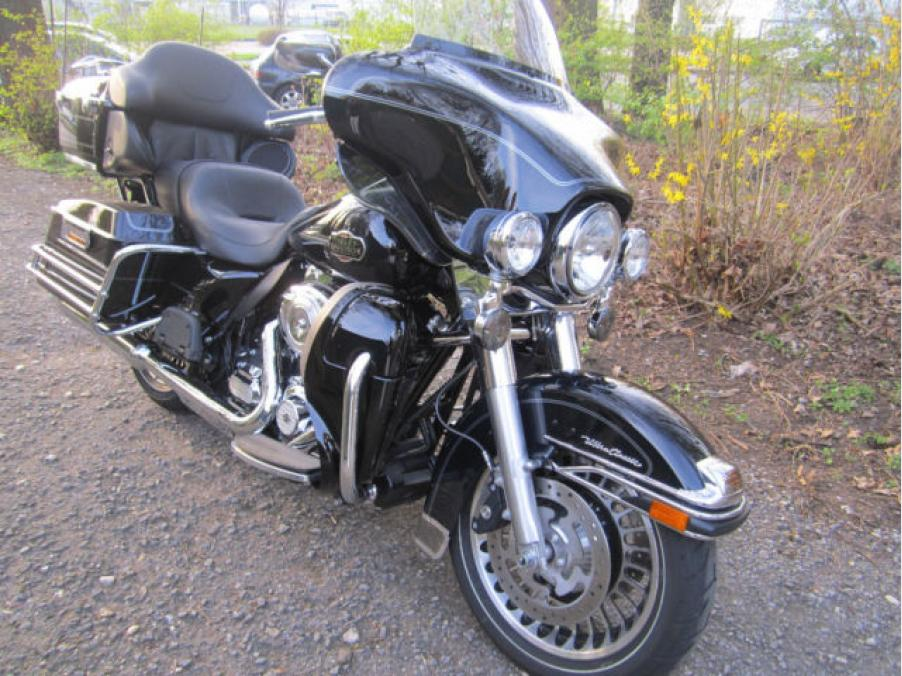 Harley-Davidson Electra Glide Ultra Classic 103, 08