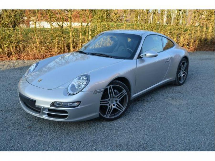 Porsche 997 C4 3.6i Coupé 19 inch Turbo wheels