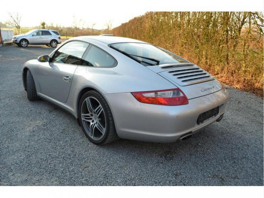 Porsche 997 C4 3.6i Coupé 19 inch Turbo wheels, 04