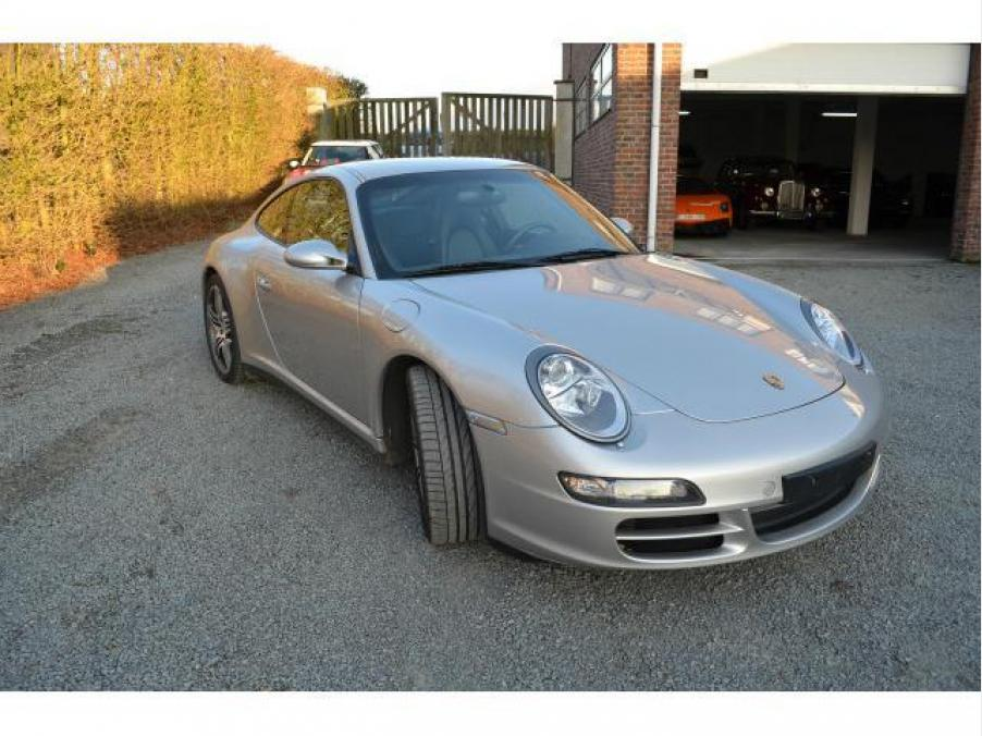 Porsche 997 C4 3.6i Coupé 19 inch Turbo wheels, 09