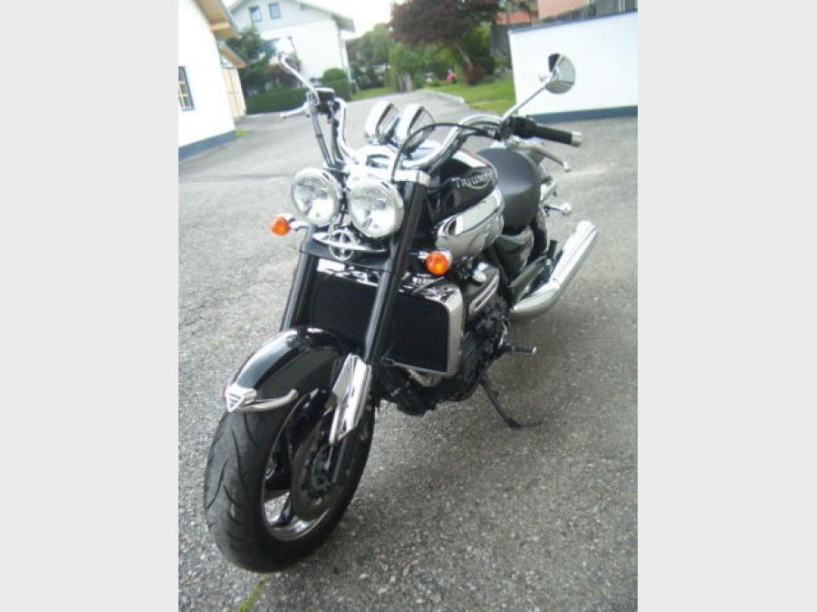 Triumph Rocket3 Roadster, 03