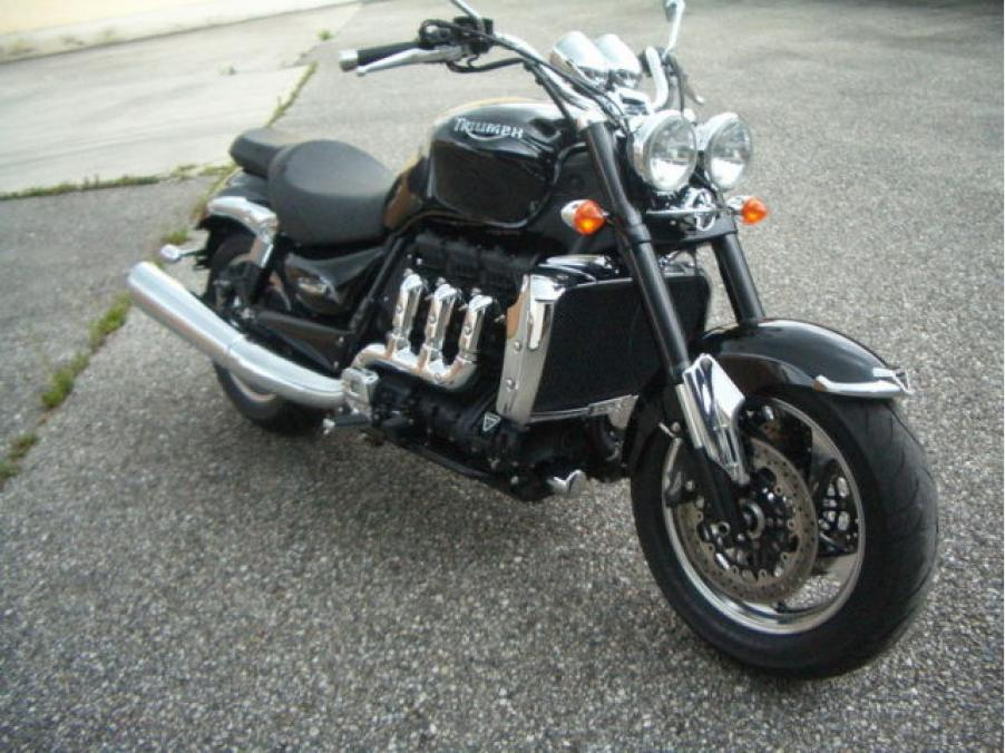 Triumph Rocket3 Roadster, 09