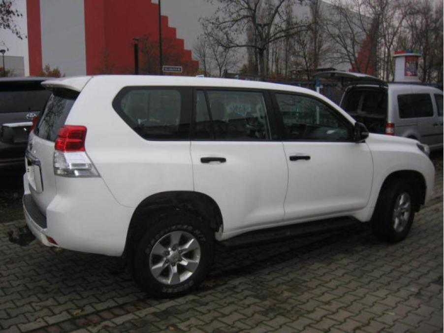 Toyota Land Cruiser 3.0, 03