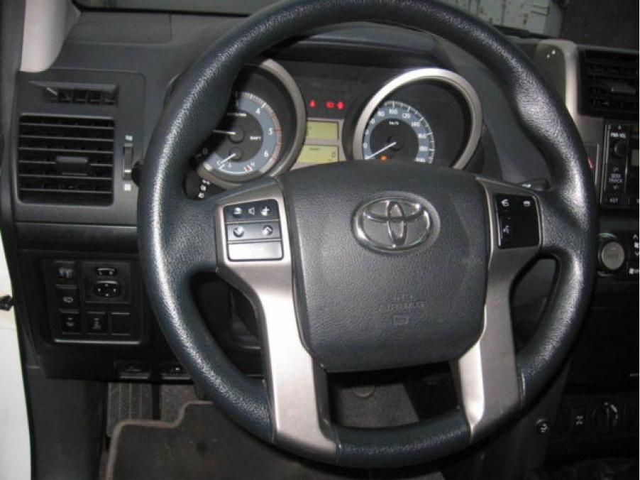 Toyota Land Cruiser 3.0, 09