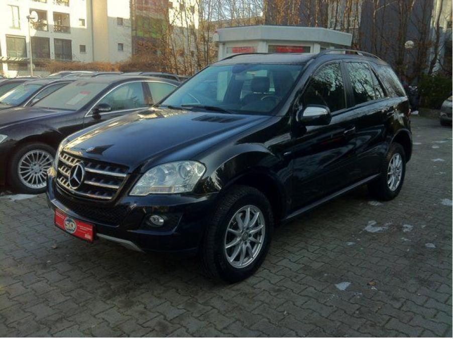 Mercedes-Benz ML 350 Blutec 4matic , 01