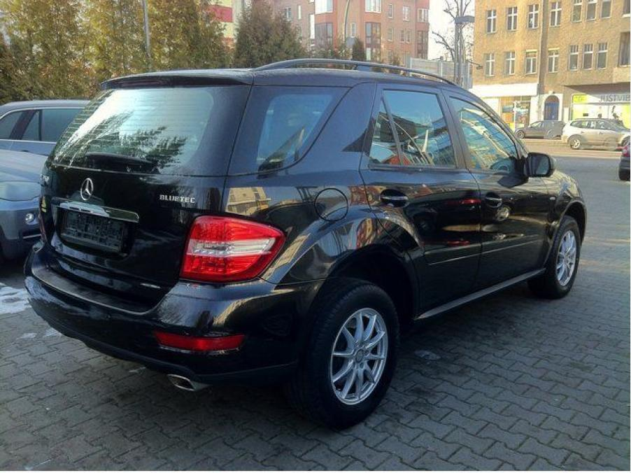 Mercedes-Benz ML 350 Blutec 4matic , 04