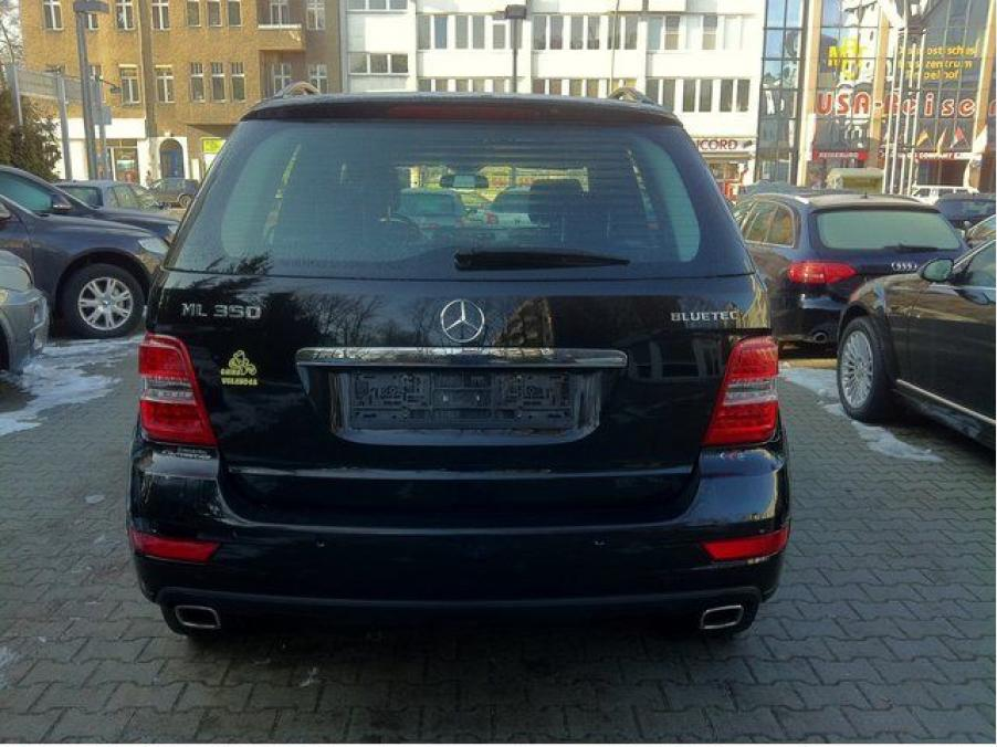 Mercedes-Benz ML 350 Blutec 4matic , 05
