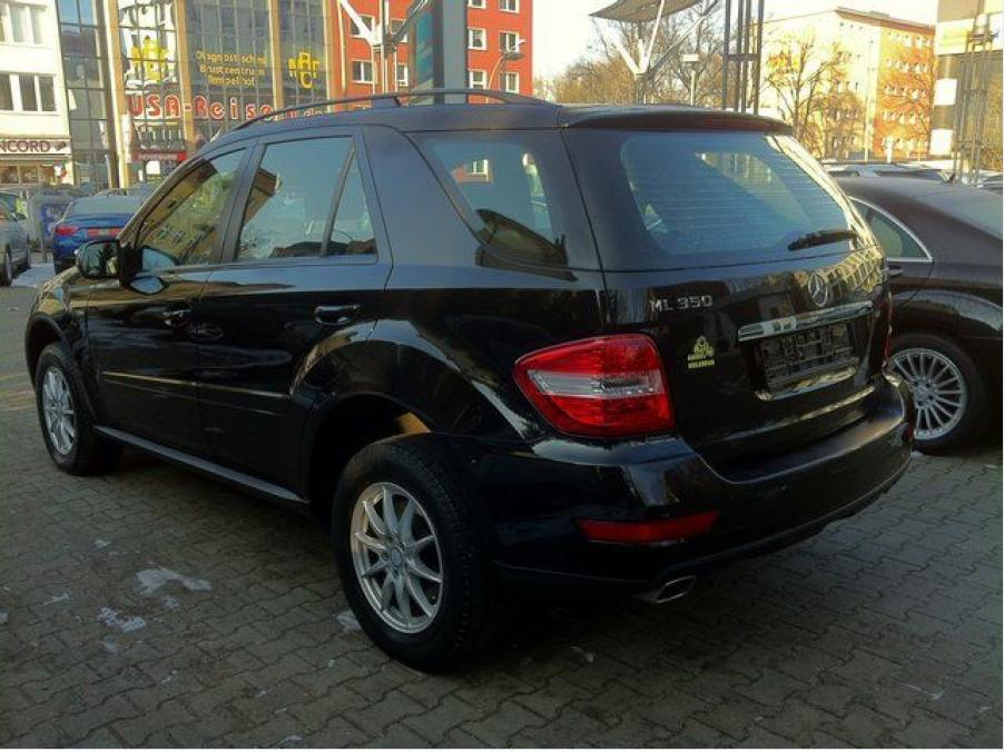 Mercedes-Benz ML 350 Blutec 4matic , 06