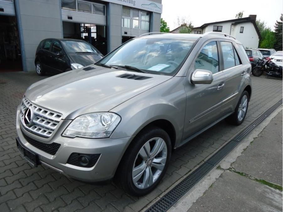 Mercedes-Benz ML 320 CDI , 03