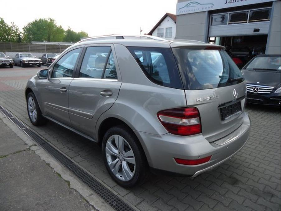 Mercedes-Benz ML 320 CDI , 06