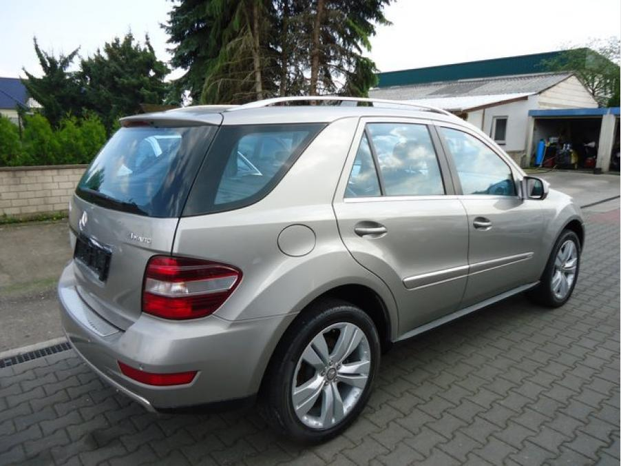 Mercedes-Benz ML 320 CDI , 08