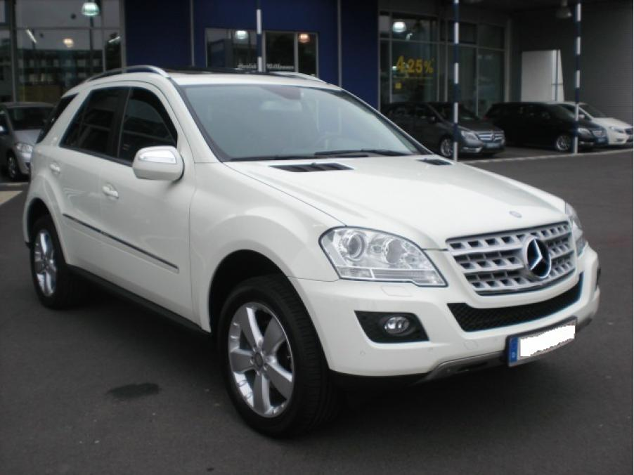 Mercedes-Benz ML 350 CDI 4Matic , 01