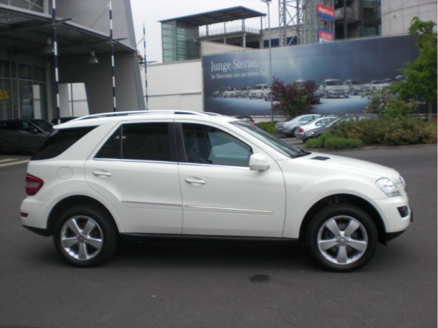 Mercedes-Benz ML 350 CDI 4Matic , 02