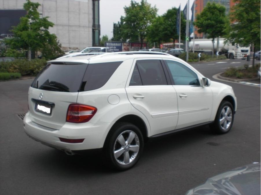 Mercedes-Benz ML 350 CDI 4Matic , 03