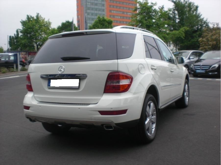 Mercedes-Benz ML 350 CDI 4Matic , 04