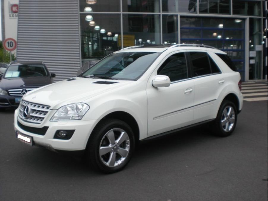 Mercedes-Benz ML 350 CDI 4Matic , 05