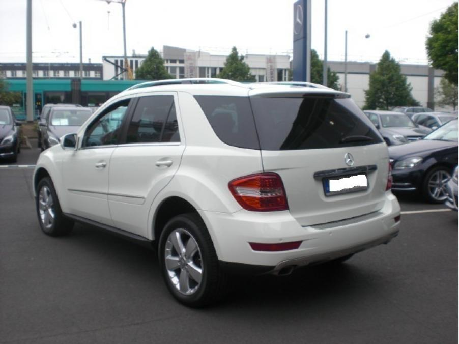 Mercedes-Benz ML 350 CDI 4Matic , 06