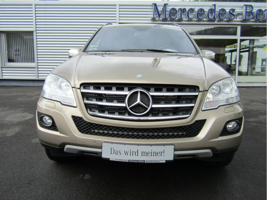 Mercedes-Benz ML 350 CDI 4Matic, 01