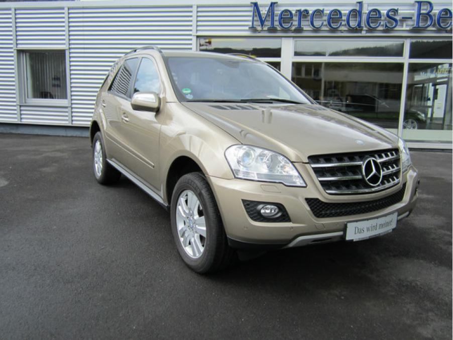 Mercedes-Benz ML 350 CDI 4Matic, 02