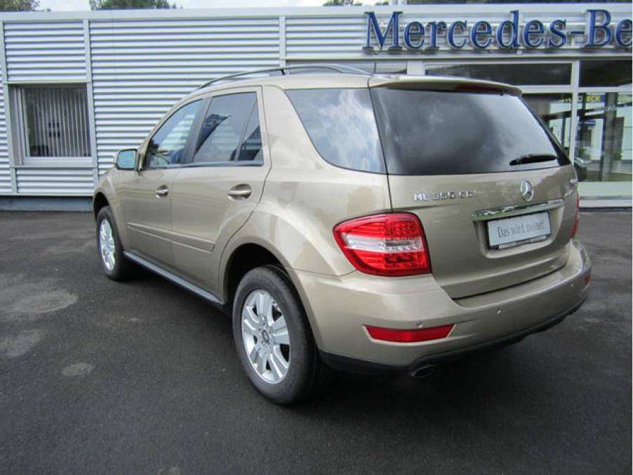 Mercedes-Benz ML 350 CDI 4Matic, 03