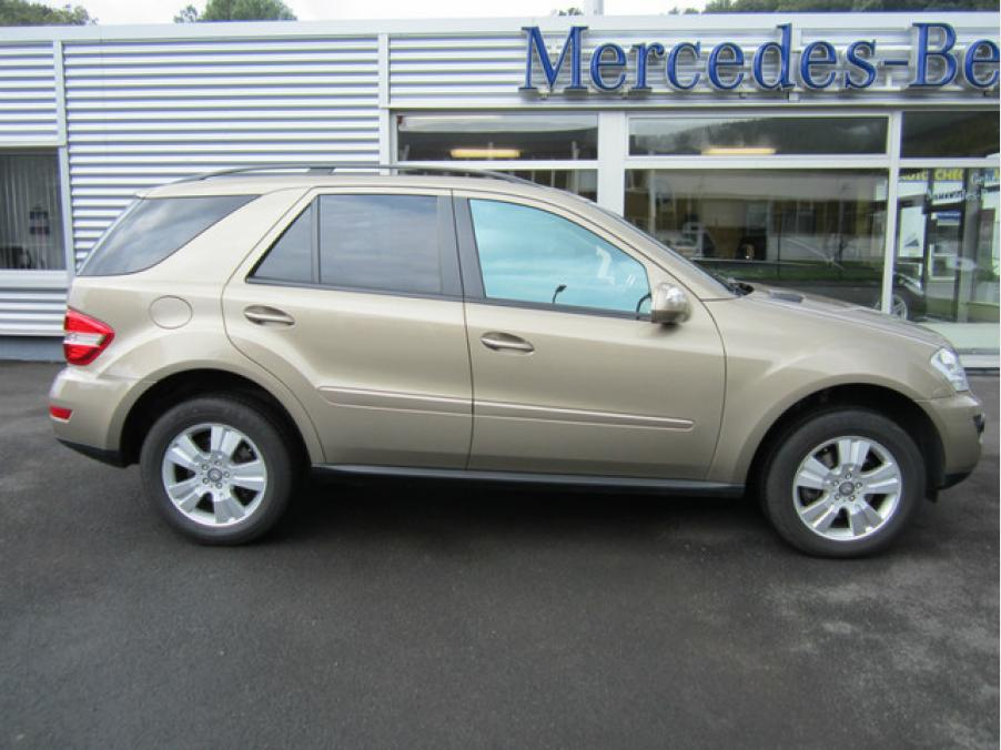 Mercedes-Benz ML 350 CDI 4Matic, 04