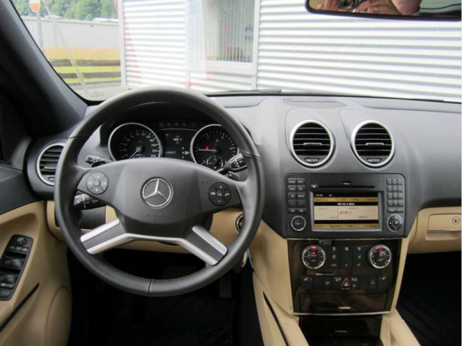 Mercedes-Benz ML 350 CDI 4Matic, 06