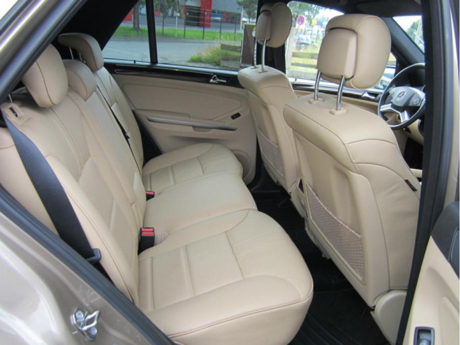 Mercedes-Benz ML 350 CDI 4Matic, 08