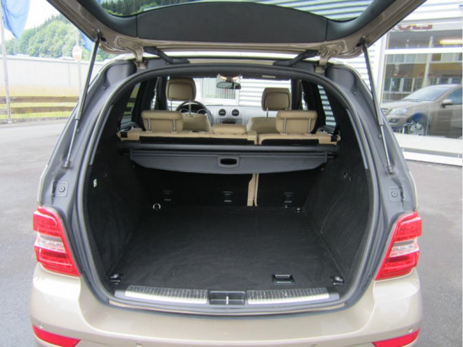 Mercedes-Benz ML 350 CDI 4Matic, 09