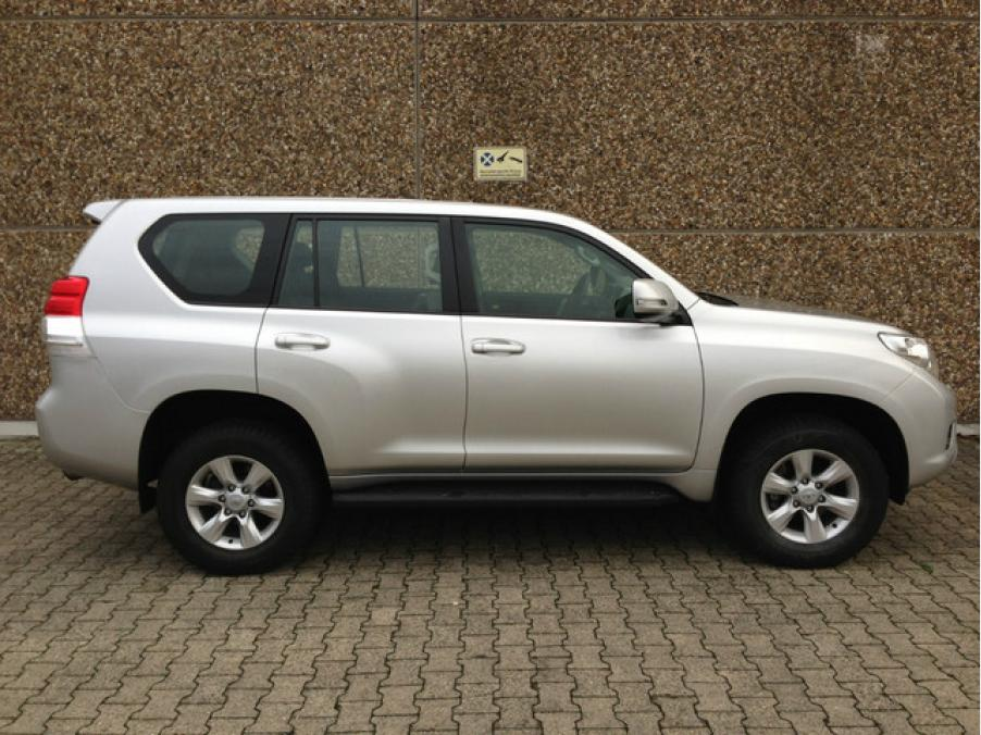 Toyota Land Cruiser 150 3.0 D-4D, 03
