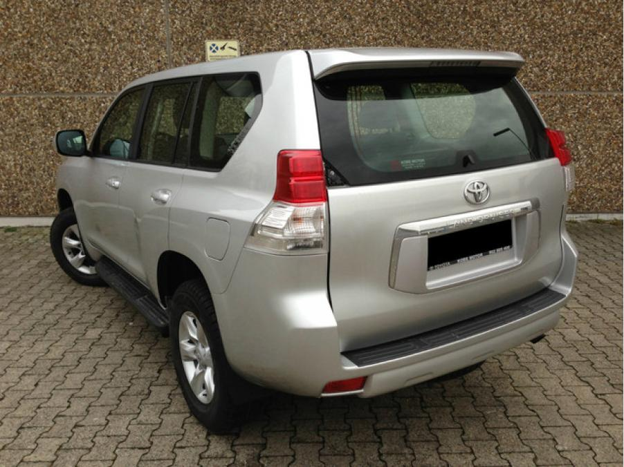 Toyota Land Cruiser 150 3.0 D-4D, 04