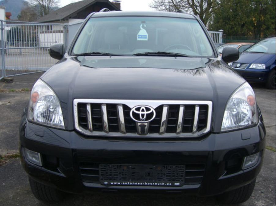 Toyota Land Cruiser 3.0 D-4D , 02