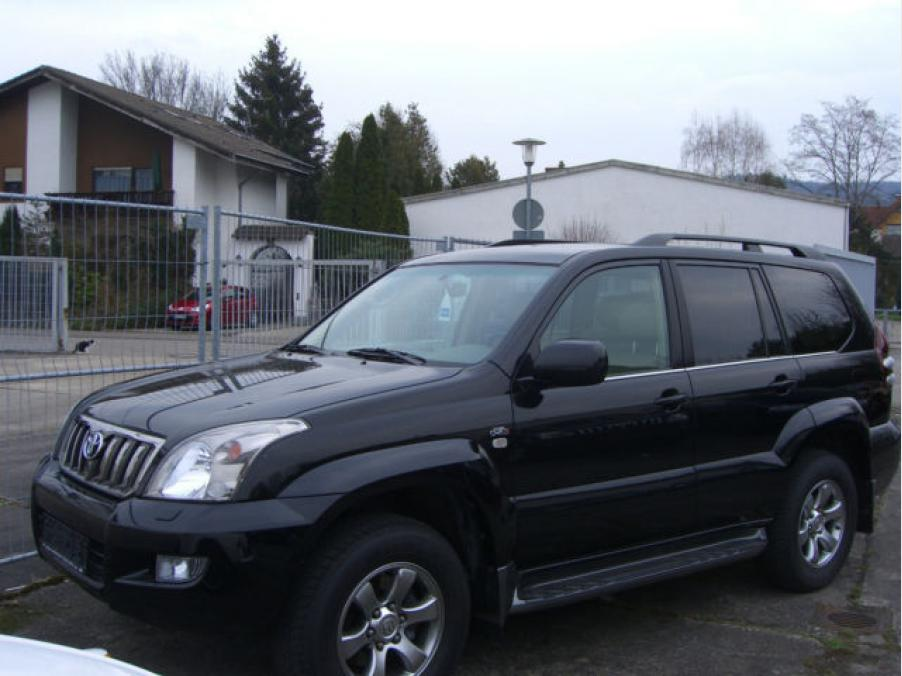 Toyota Land Cruiser 3.0 D-4D , 04