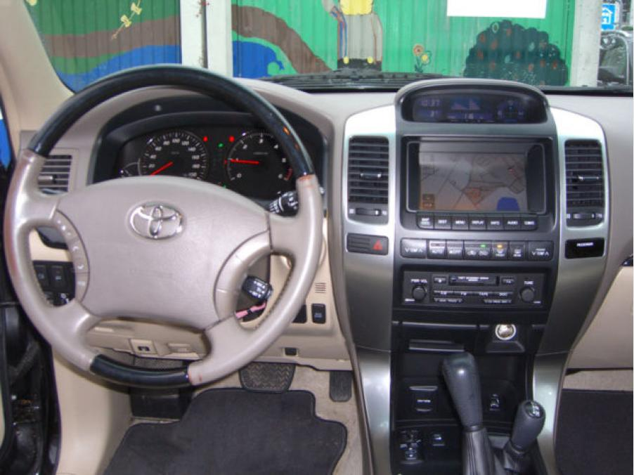Toyota Land Cruiser 3.0 D-4D , 05