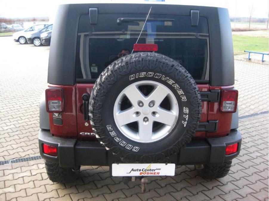 Jeep Wrangler Unlimited Hard-Top 2.8, 03