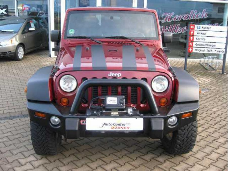 Jeep Wrangler Unlimited Hard-Top 2.8, 08