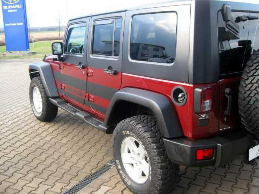 Jeep Wrangler Unlimited Hard-Top 2.8, 09